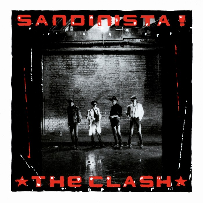 The Clash - Sandinista! (1980)   thumped com