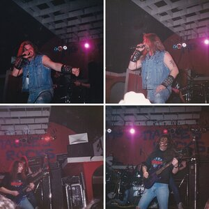 Gang Green, Meliah Rage - McGonagles, 25th January 1990