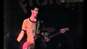 The Hal Al Shedad - Fusion Bar, Dublin 27th September 1997