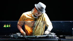 Mixmaster Mike