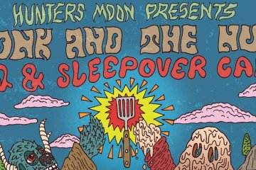 Hunters Moon Monk and A Nun BBQ and Sleep Over Camp