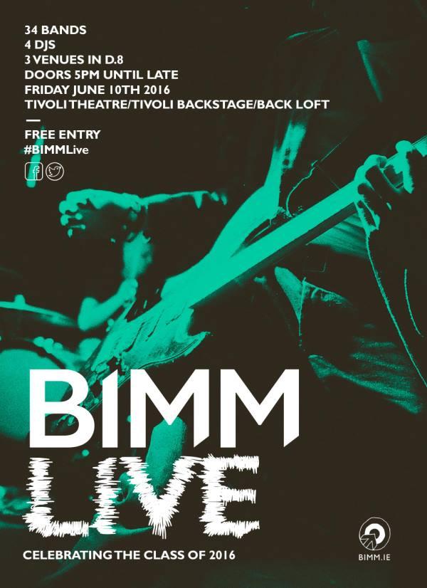 BIMM Dublin
