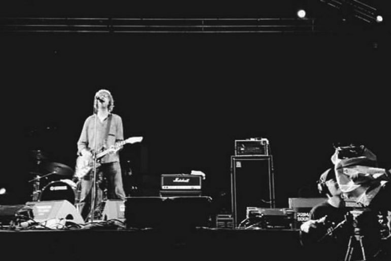Drive Like Jehu at Primavera Sound 2016