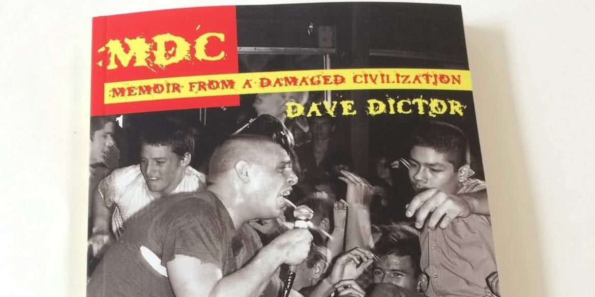 MDC: Memoir From A Dated Civilisation Book