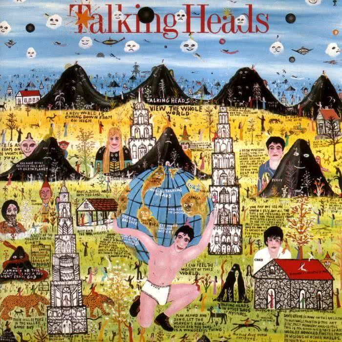 Talking Heads - Little Creatures (1985)