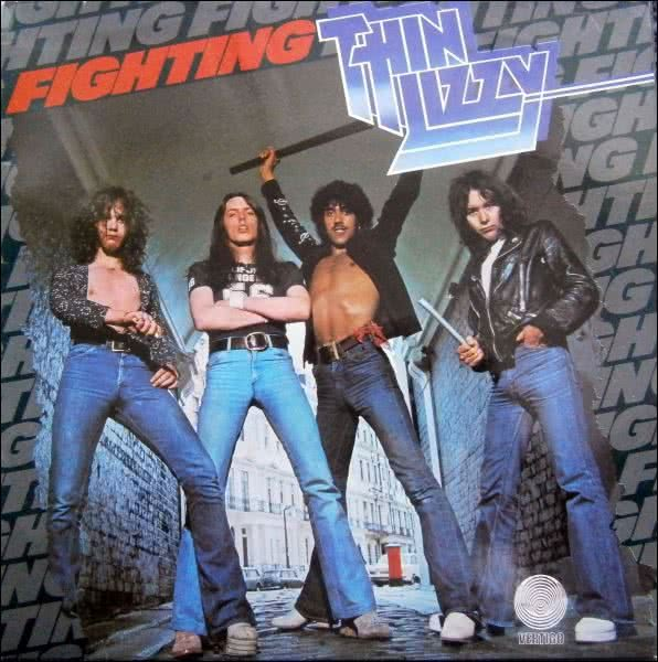 Thumped Album Club Week 42: Thin Lizzy - Fighting (1975