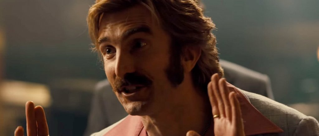 Sharlto Copley in Free Fire