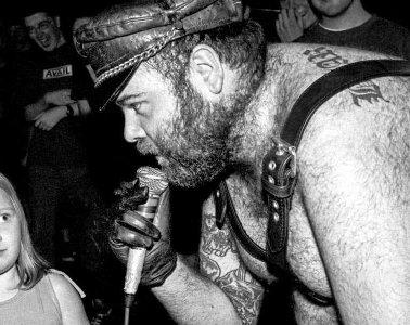 Mero - Ricky Adam - Belfast Punk. Warzone Centre 1997-2003