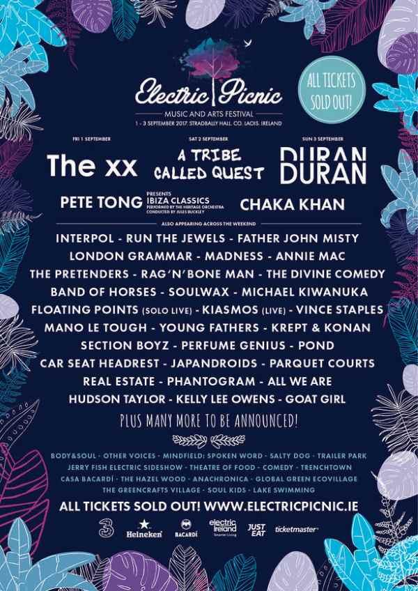 Electric Picnic 2017