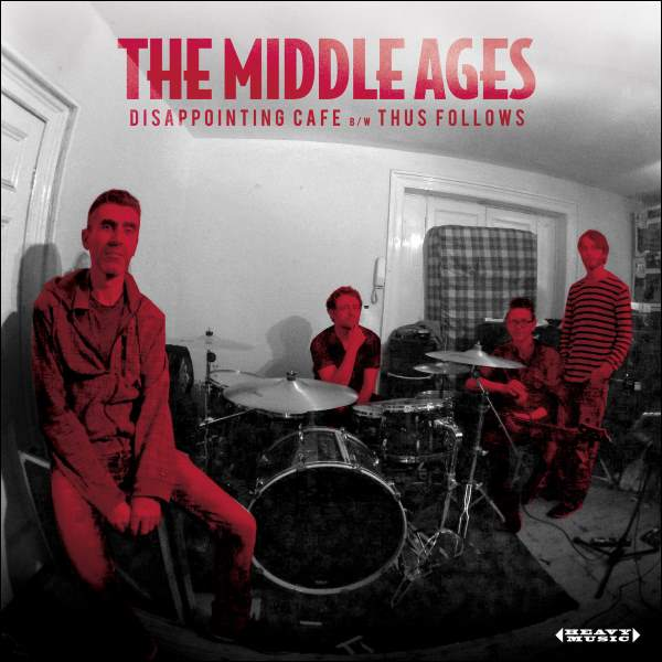 The Middle Ages - Disappointing Cafe / Thus Follows