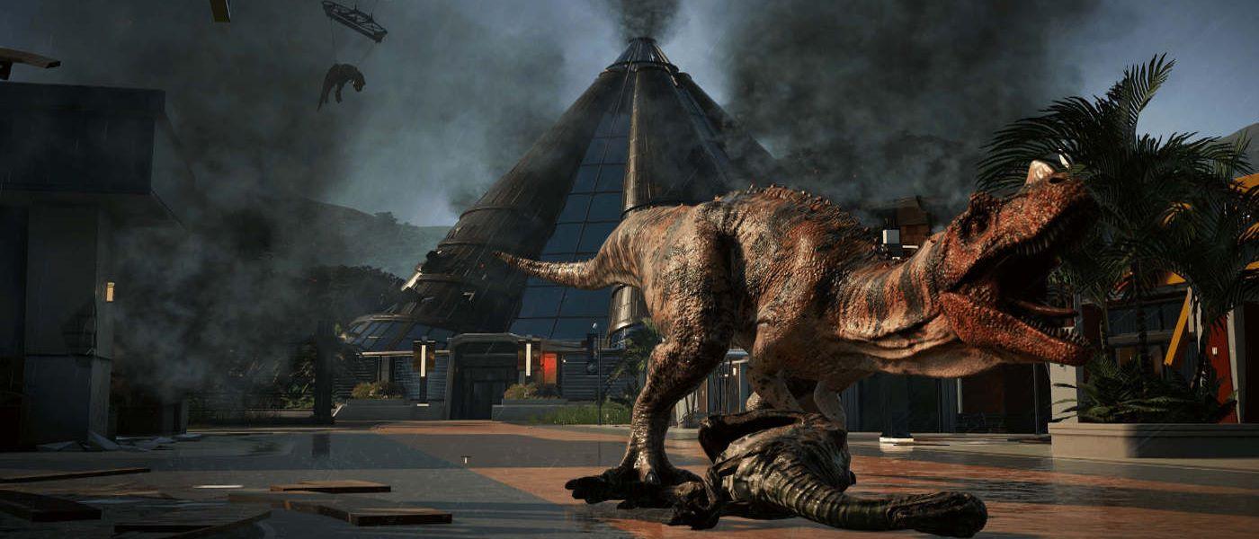 Jurassic Park Evolution
