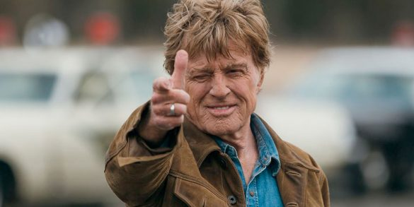 Robert Redford in The Old Man & the Gun